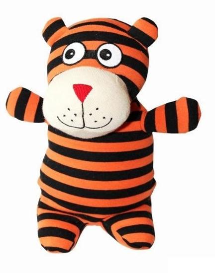 Warmies Pop tijger oranje/zwart afbeelding
