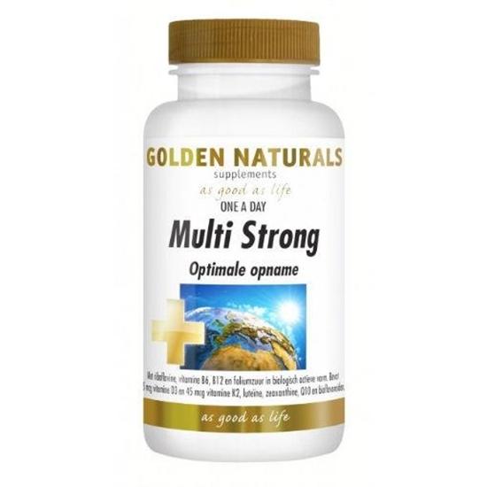 Golden Naturals Multi strong gold afbeelding