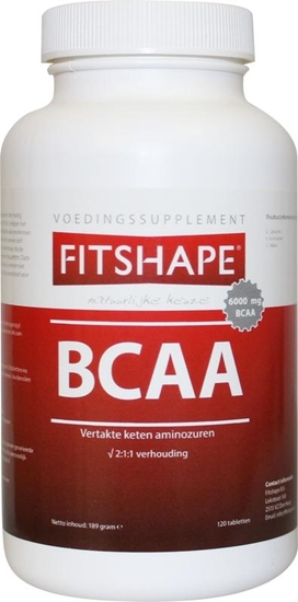 Fitshape BCAA afbeelding
