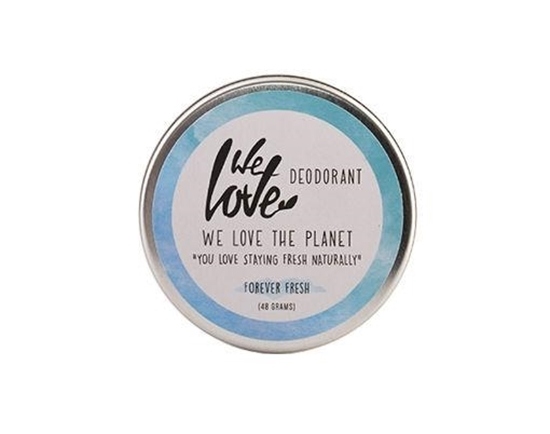 We Love The planet 100% natural deodorant forever fresh afbeelding