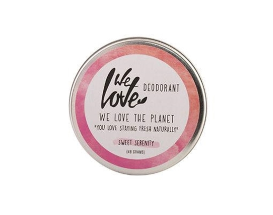 We Love The planet 100% natural deodorant sweet serenity afbeelding