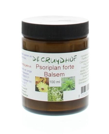 Herbes Natura Psoriplan forte balsem afbeelding