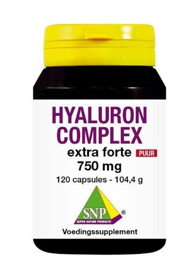 SNP Hyaluron complex 750 mg puur afbeelding