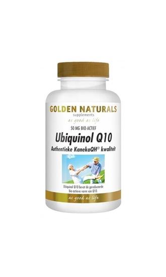 Golden Naturals Ubiquinol Q10 afbeelding
