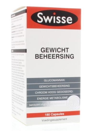Swisse Gewichtsbeheersing afbeelding