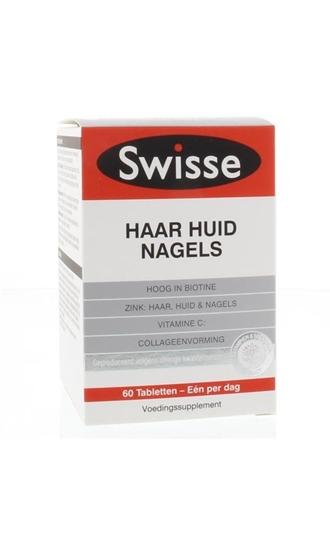 Swisse Haar huid nagels afbeelding