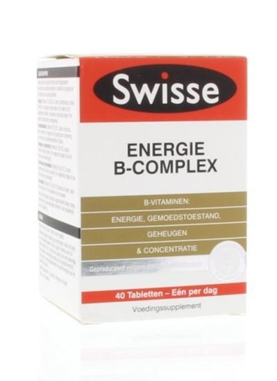 Swisse Energie B complex afbeelding