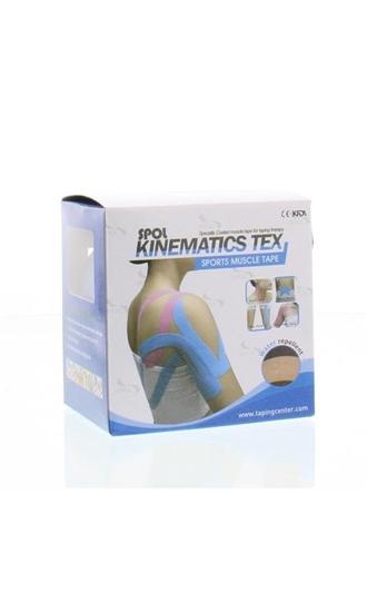 Kinematics Tape blauw 5 meter afbeelding