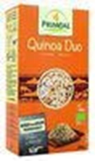 Primeal Quinoa duo wit & rood afbeelding