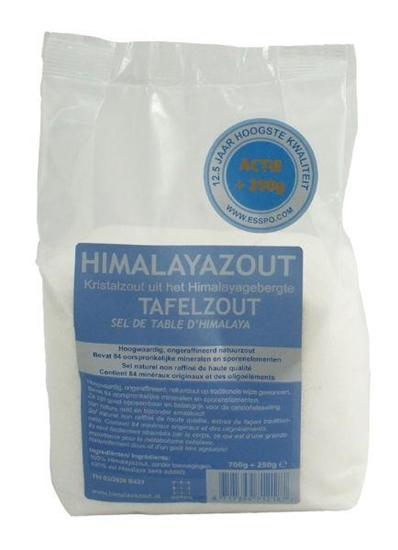 Esspo Himalayazout tafelzout wit fijn navul afbeelding