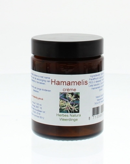 Herbes Natura Hamamelis creme afbeelding