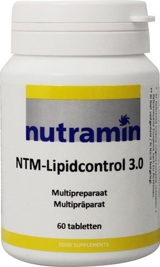 Nutramin NTM lipidcontrol 3.0 afbeelding