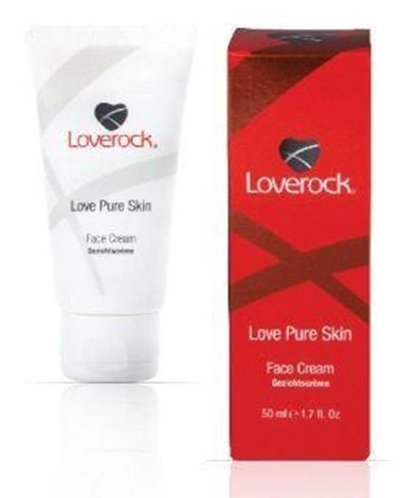 Loverock Love pure skin gezichtscreme kids afbeelding