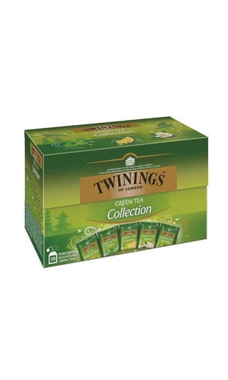 Twinings Green tea collection afbeelding