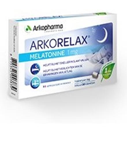 Arkorelax Melatonine 1 mg afbeelding
