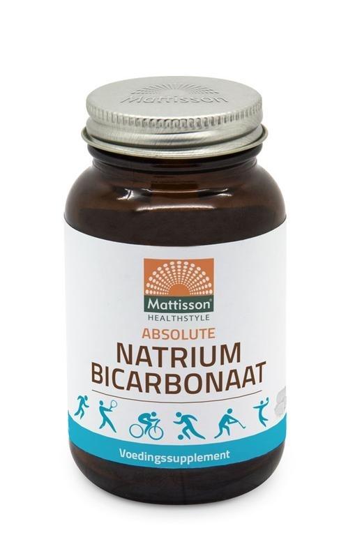 Mattisson Healthstyle Natriumbicarbonaat capsules afbeelding