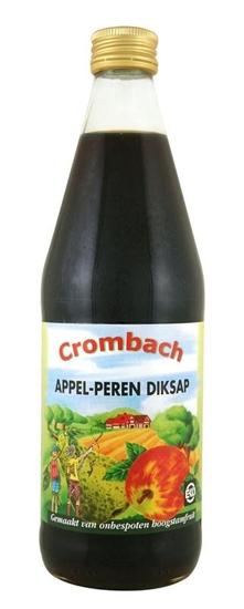 Crombach Appel peren diksap afbeelding