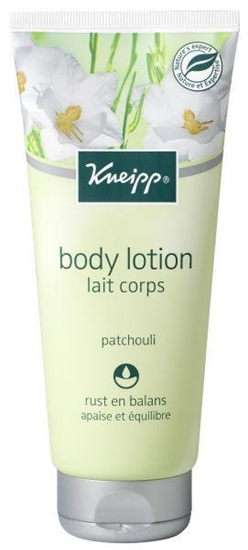 Kneipp Body lotion Patchouli afbeelding