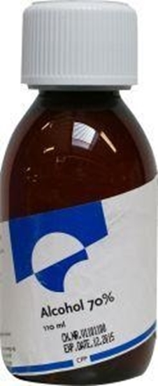 Chempropack Alcohol 70% zuiver afbeelding
