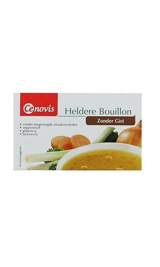 Cenovis Heldere bouillon gistvrij tabletten afbeelding
