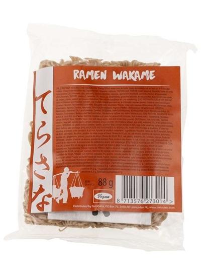TerraSana Ramen wakame noodles afbeelding
