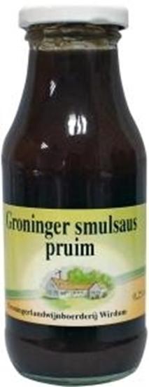Groninger Smulsaus pruimen afbeelding