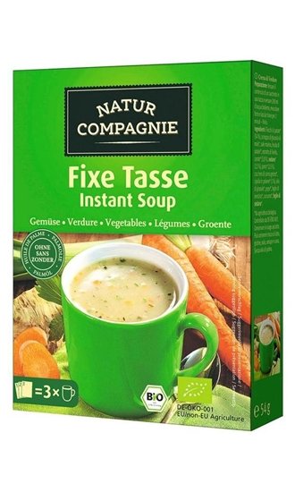 Natur Compagnie Instant groente soep afbeelding
