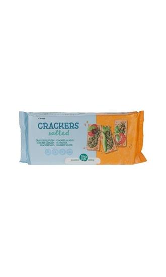 TerraSana Crackers gezouten afbeelding