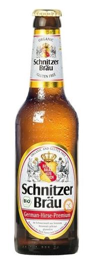 Schnitzer Bier glutenvrij afbeelding
