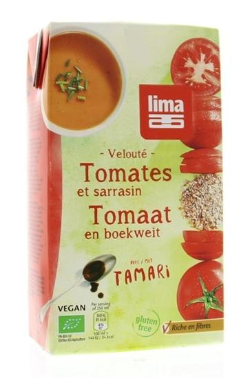 Lima Soep tomaten met boekweit afbeelding