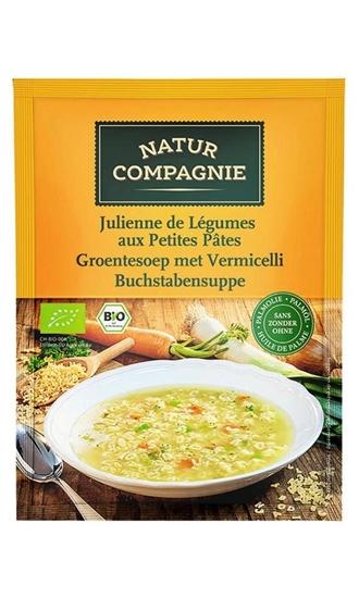 Natur Compagnie Groentesoep met vermicelli afbeelding