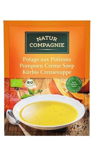 Natur Compagnie Pompoen cremesoep afbeelding