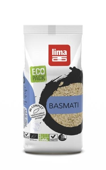 Lima Rijst basmati halfvolkoren afbeelding