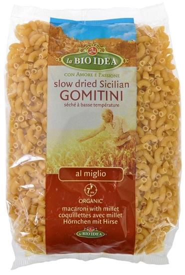 Bioidea Macaroni gierst tarwe afbeelding