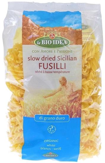 Bioidea Fusilli wit (spirelli) afbeelding