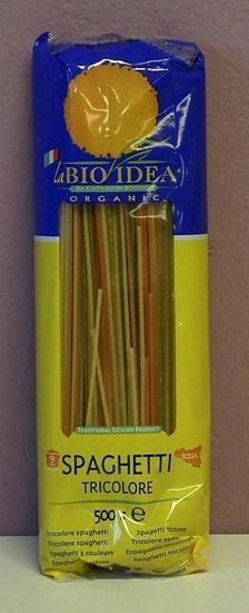 Bioidea Spaghetti tricolore afbeelding