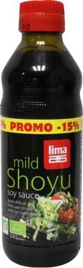 Lima Shoyu promo 15% korting afbeelding