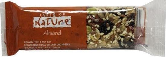 Taste Of Nature Almond granenreep afbeelding