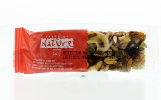 Taste Of Nature Goji granenreep afbeelding