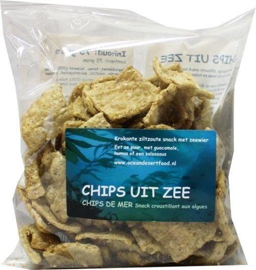 Your Well Chips uit zee afbeelding