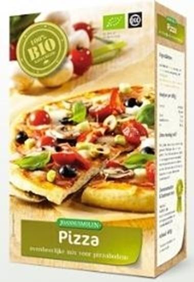 Joannusmolen Pizza bakmix afbeelding