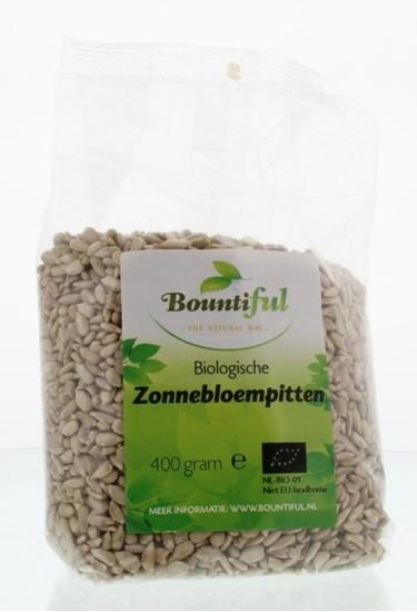 Bountiful Zonnebloempitten bio afbeelding