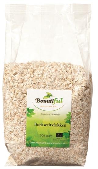 Bountiful Boekweit vlokken glutenvrij afbeelding