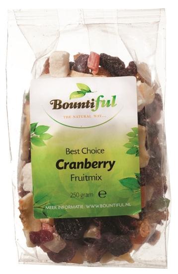 Bountiful Cranberry fruitmix afbeelding