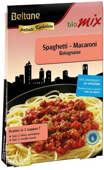 Beltane Spaghetti & macaroni bolognese mix afbeelding