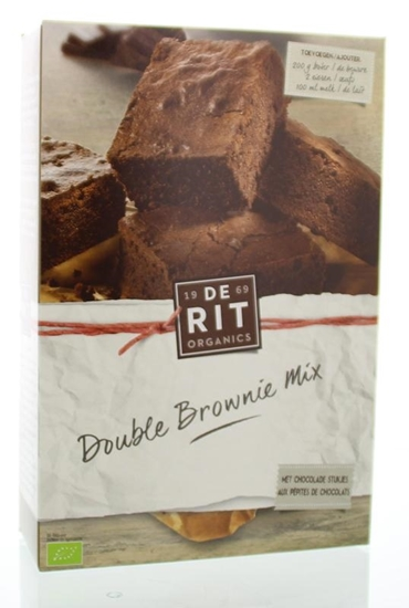 De Rit Brownie mix afbeelding
