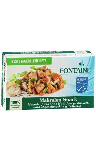 Fontaine Makreel snack afbeelding