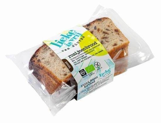 Lieke Is Vrij Rozijnenbrood afbeelding
