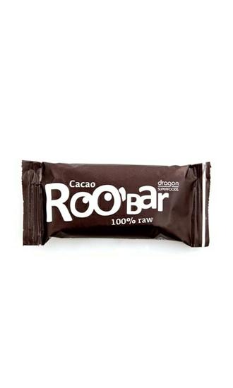 Roo Bar Cacao 100% raw afbeelding