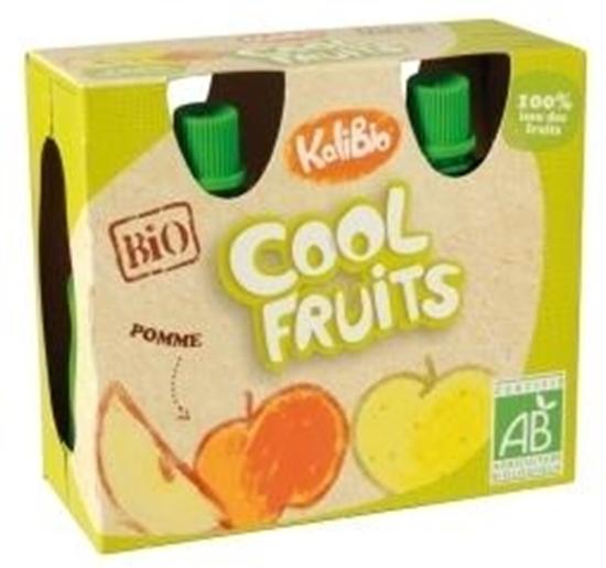 Kalibio Cool fruit appel 90 gram afbeelding